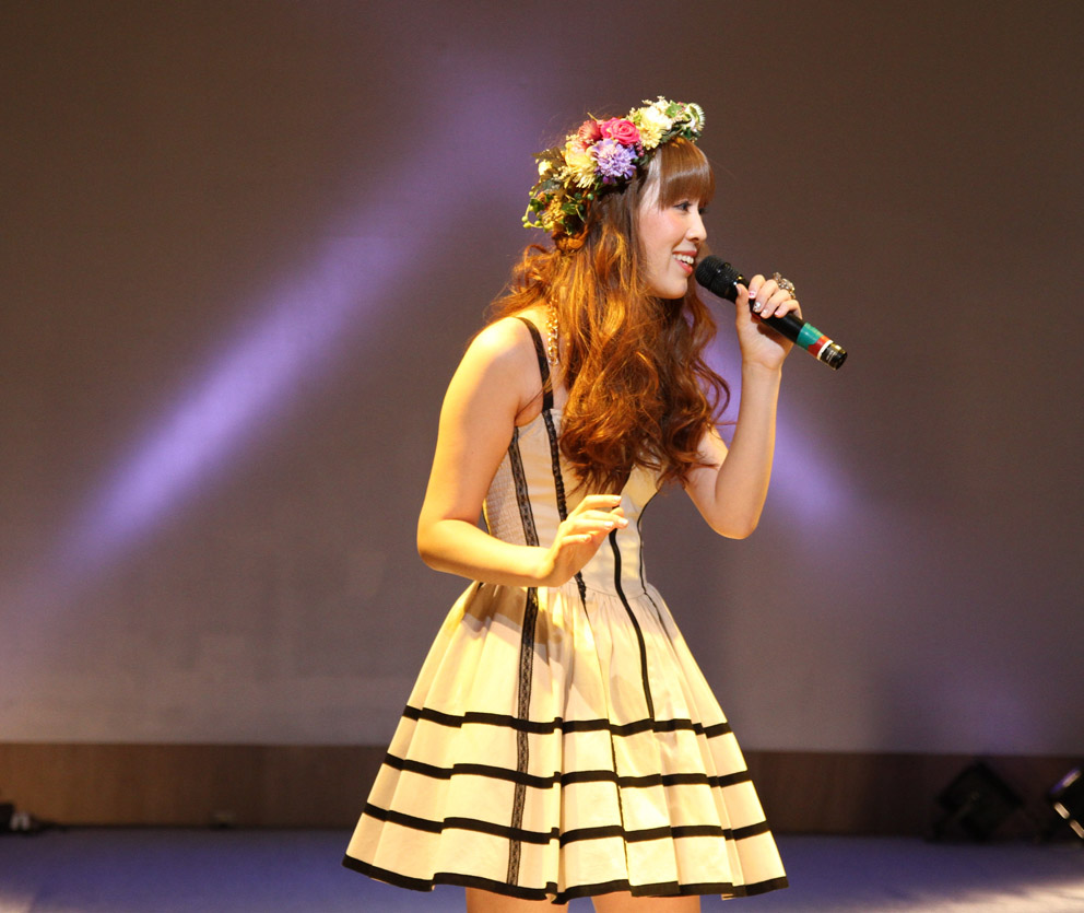 sunny singer コンサート写真